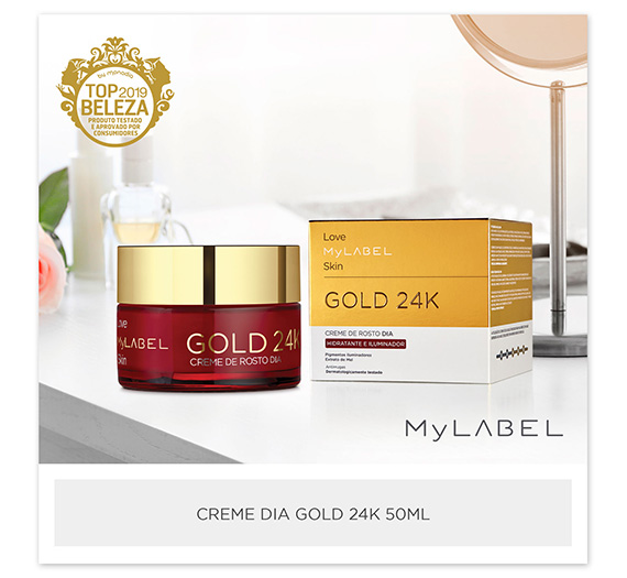 Top Beleza 2019 My Label Creme
